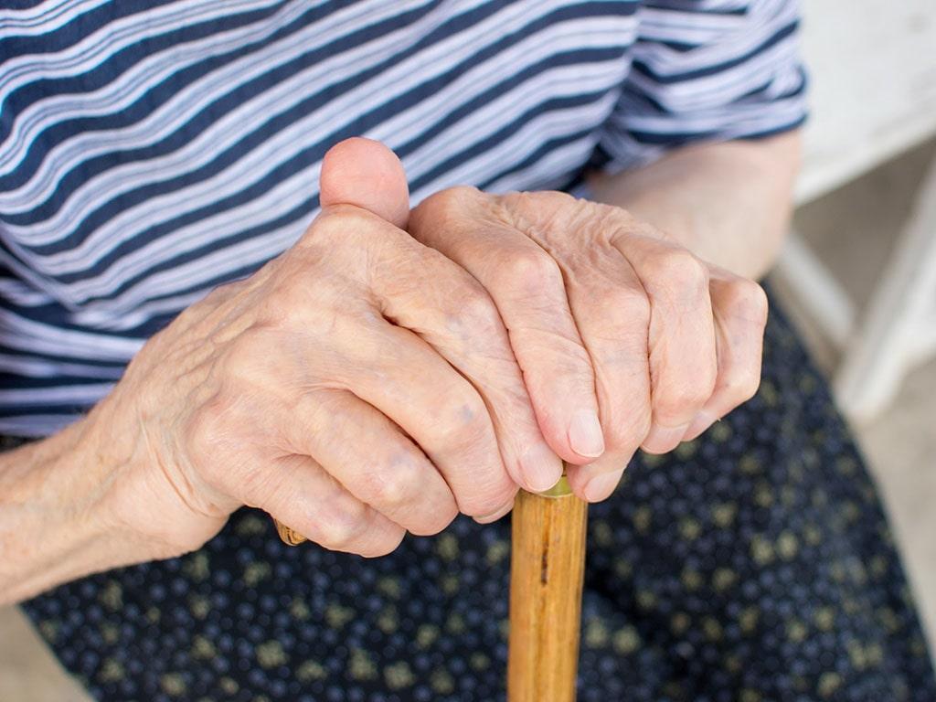 elderly weight loss