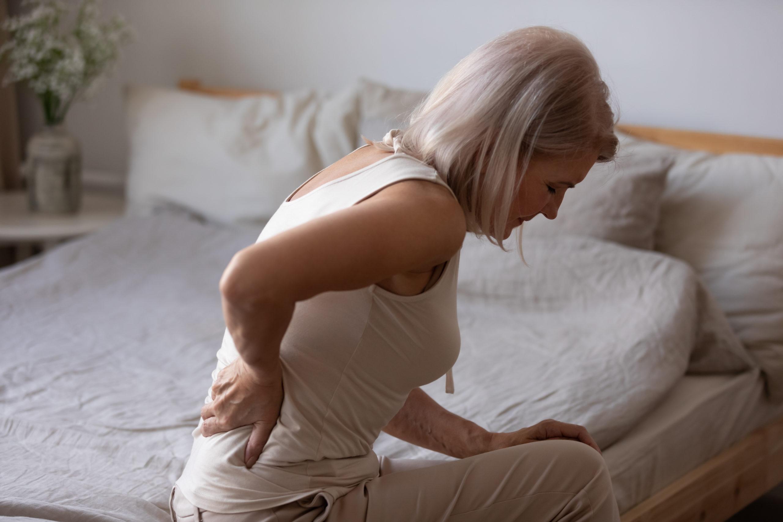 handling low back pain